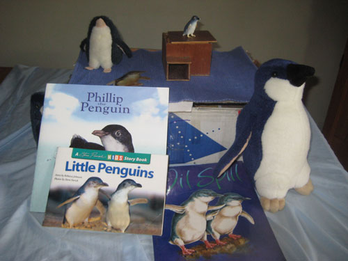 Little Penguins Kit
